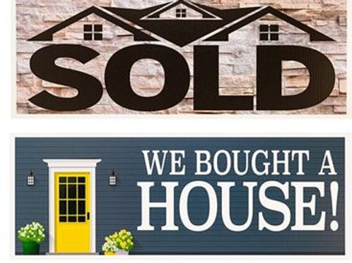 Photo Prop Key-SOLD & We Bought a House