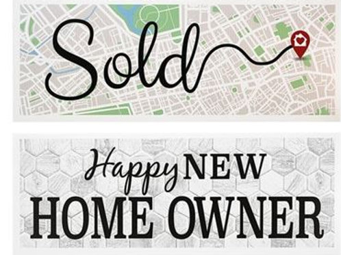 Photo Prop Key-SOLD & Happy New Home Owner