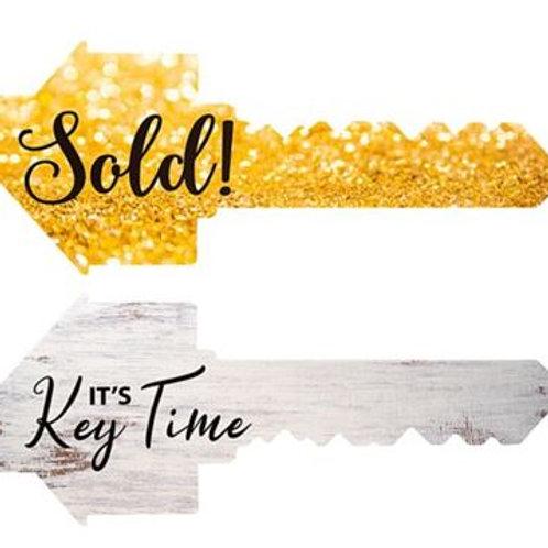 Photo Prop Key- SOLD! & It's Key Time