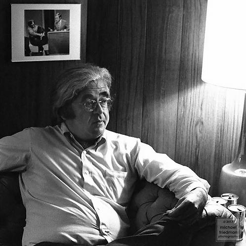 760 Albert Grossman, Backstage Dick Cavett