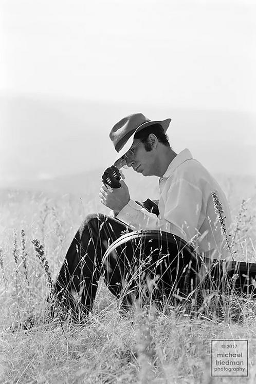 900 John Simon, Woodstock NY 1970