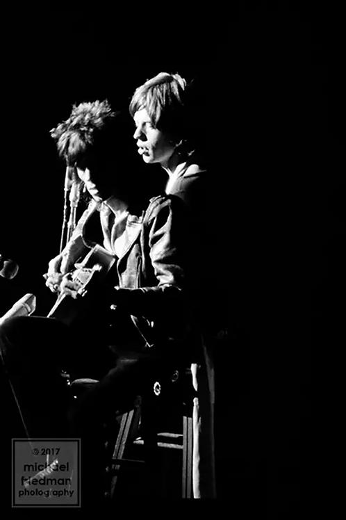 333 Keith Richards &  Mick Jagger Madison Square Garden