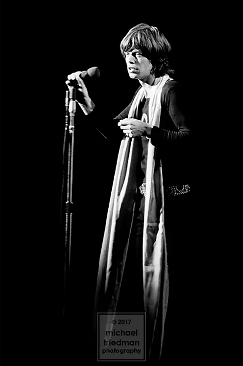 330 Mick Jagger Madison Square Garden 1969