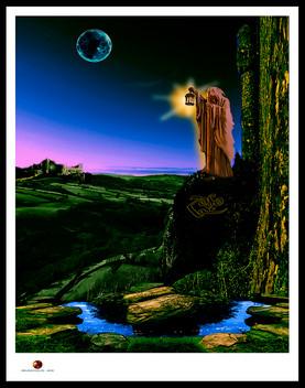 Led Zeppelin The Hermit