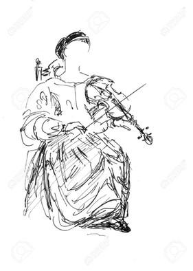 Sketchy Folk Sunday (1 Session)