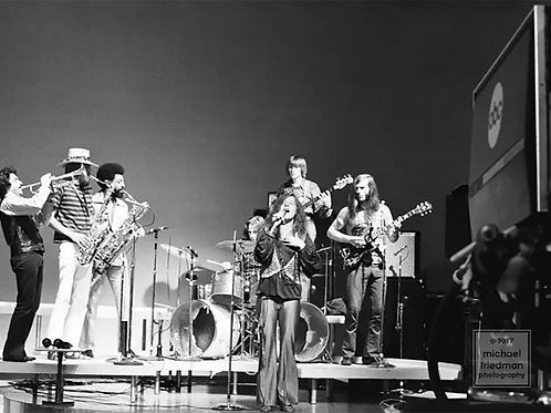 125 Janis Joplin & Kozmic Blues Band, The Dick Cavett Show