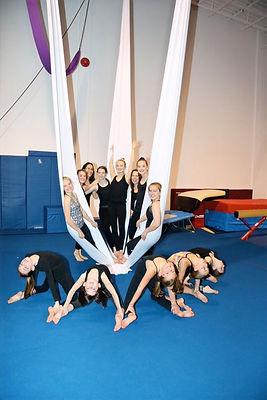silk,circus,gymnastics, birthday party