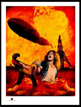Led Zeppelin 1974