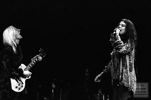 127 Janis Joplin And Johnny Winter, Madison Square Garden