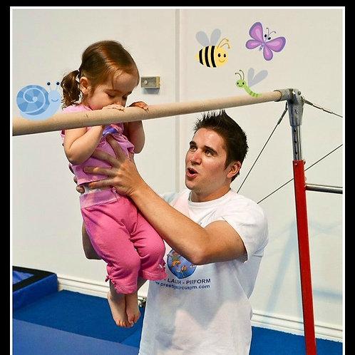 Pre-School Circus & Gymnastics