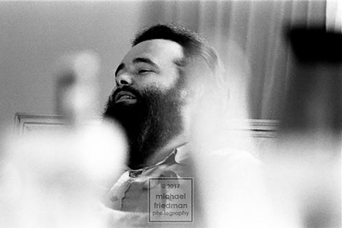 005 Garth Hudson Capitol Records Meeting  Miami Florida