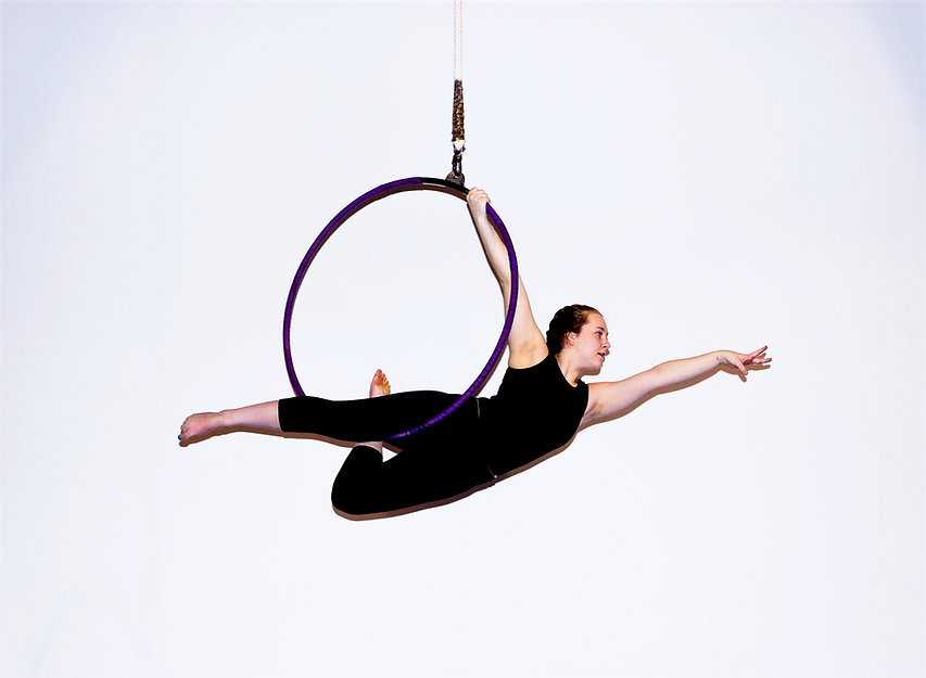 Aerial hoop, Aerial Lyra, circus