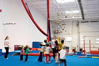 juggling,circus,gymnastics birthday party