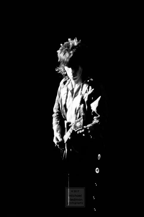 345 Keith Richards, Madison Square Garden