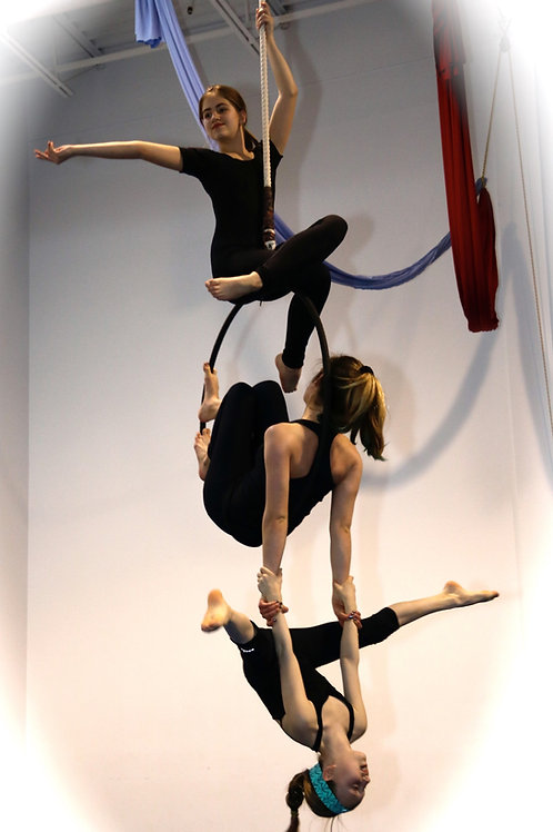 Circus Aerial Programs