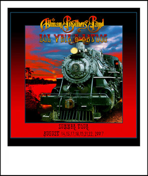 Allman Brothers Band Bob Weir Ratdog 2007