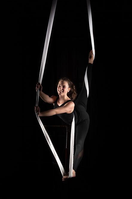 Aerial Silks Circus School