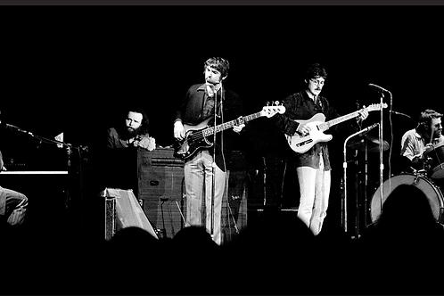 002 The Band, The Felt Forum, New York City