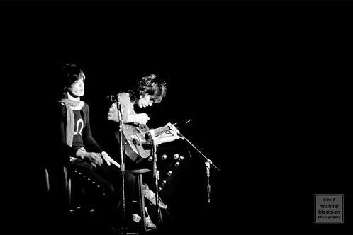 350 Mick Jagger & Keith Richards Madison Square Garden