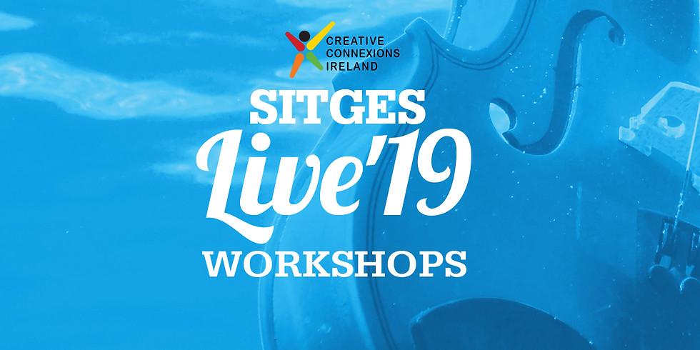Sitges Live'19 Workshops