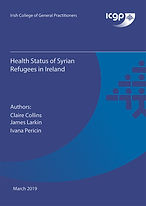 Health Status of Syrian Refugee Research