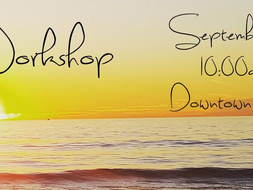 Reiki Workshop - September 24th, 2016