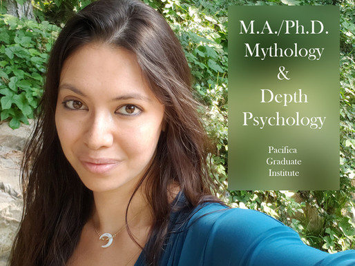 M.A./Ph.D in Mythology and Depth Psychology