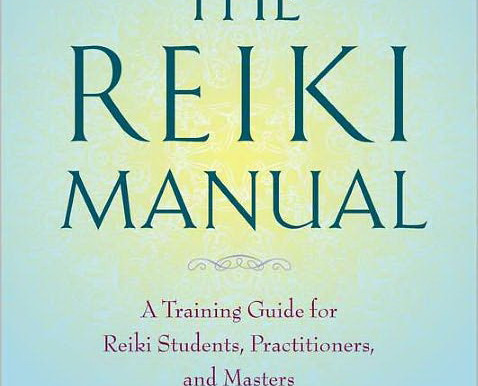 New book recommendation - The Reiki Manual