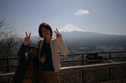 富士山旅行に行ってきました
