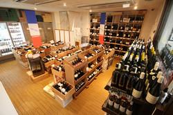 県内随一の品揃え ワインセラー