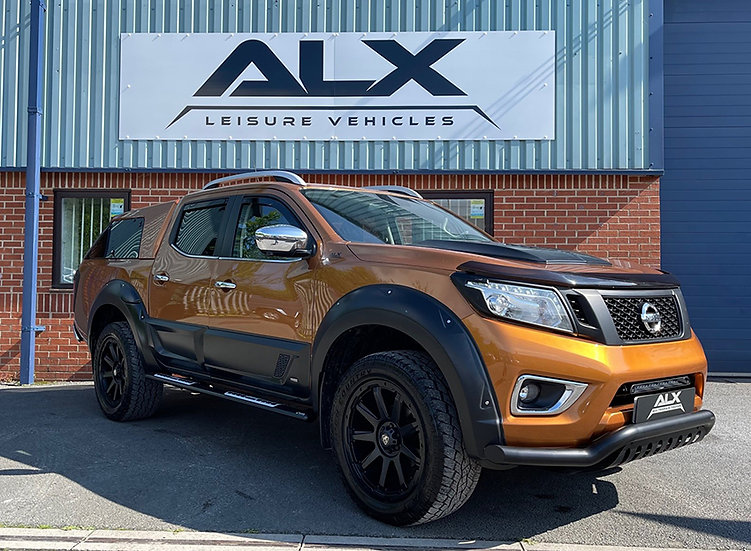 ALX Nissan Navara Tekna