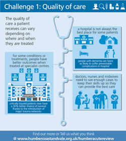 Quality of Care Infographic HC&V