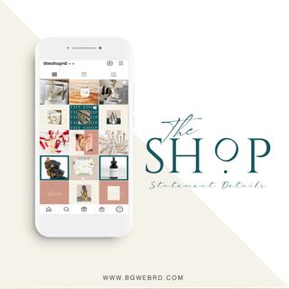 The Shop RD giftshop