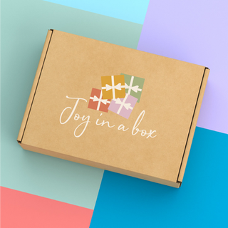 Re-diseño Logotipo  Joy in a box