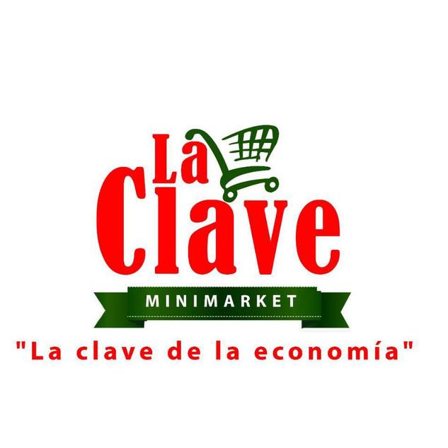 Logo Supermercado La Clave por BG WEB RD