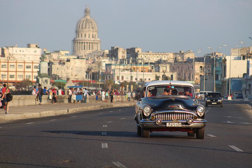 Havana's Malecón