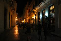 Old Havana at Night