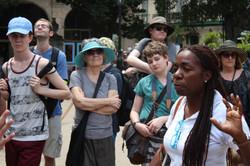 Tour Guide Gretyl in Havana