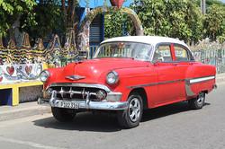 Classic Car Taxis