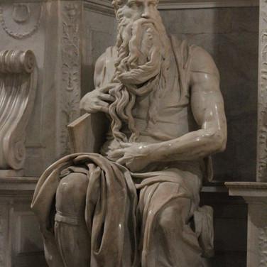 Michelangelo's Moses