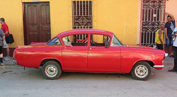Color and Cars in Trinidad