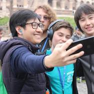 Groupe Selfie