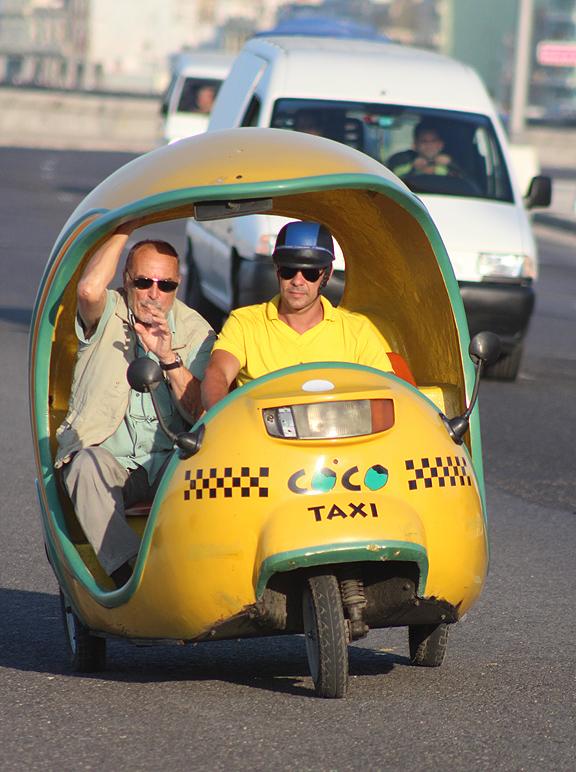 Egg Taxi