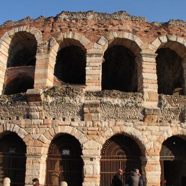 Verona's Colosseum