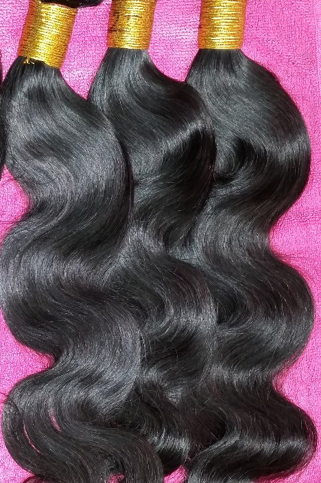 Virgin Hair Body Wave Bundles