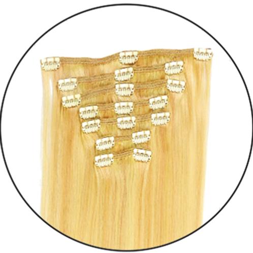 AQUA Clip In Hair Extensions