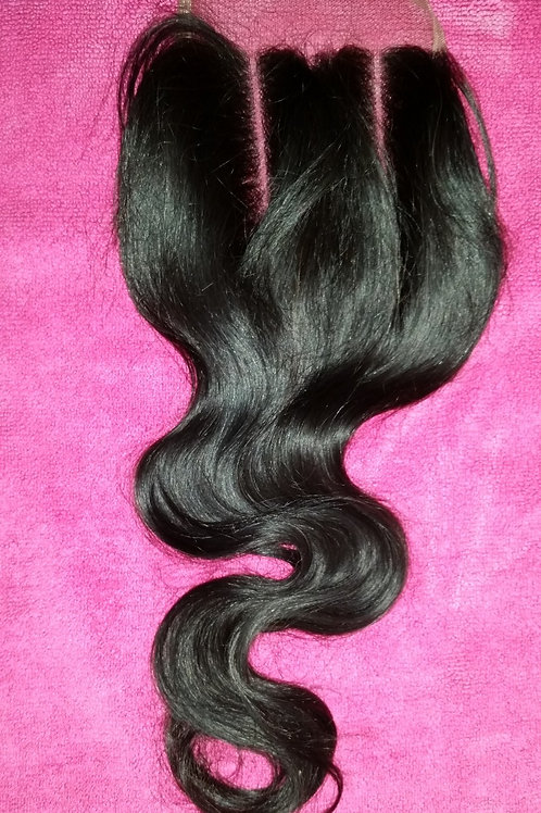 Virgin Hair Closures