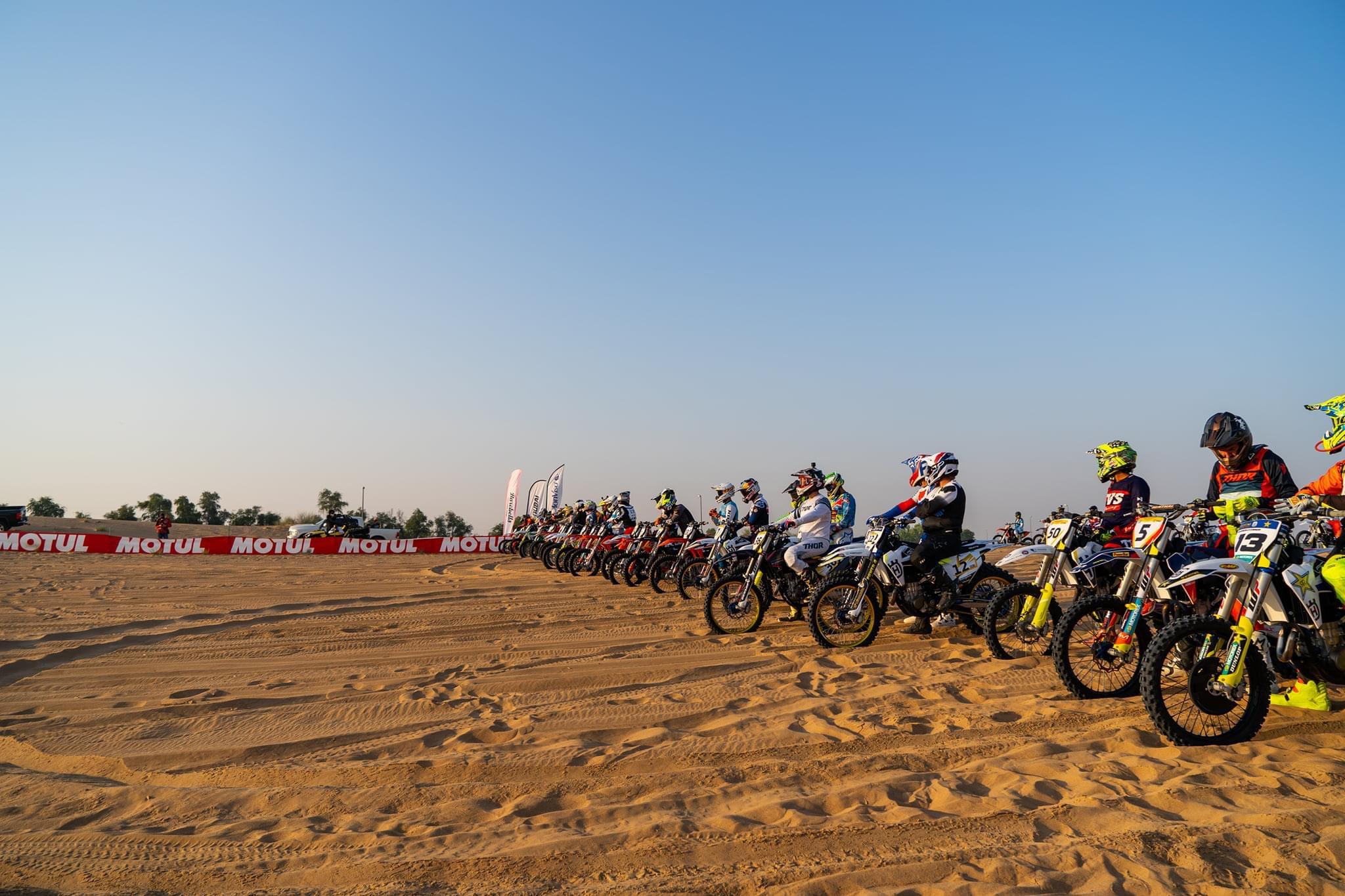 Dubai Endurocross (DEC) Championship