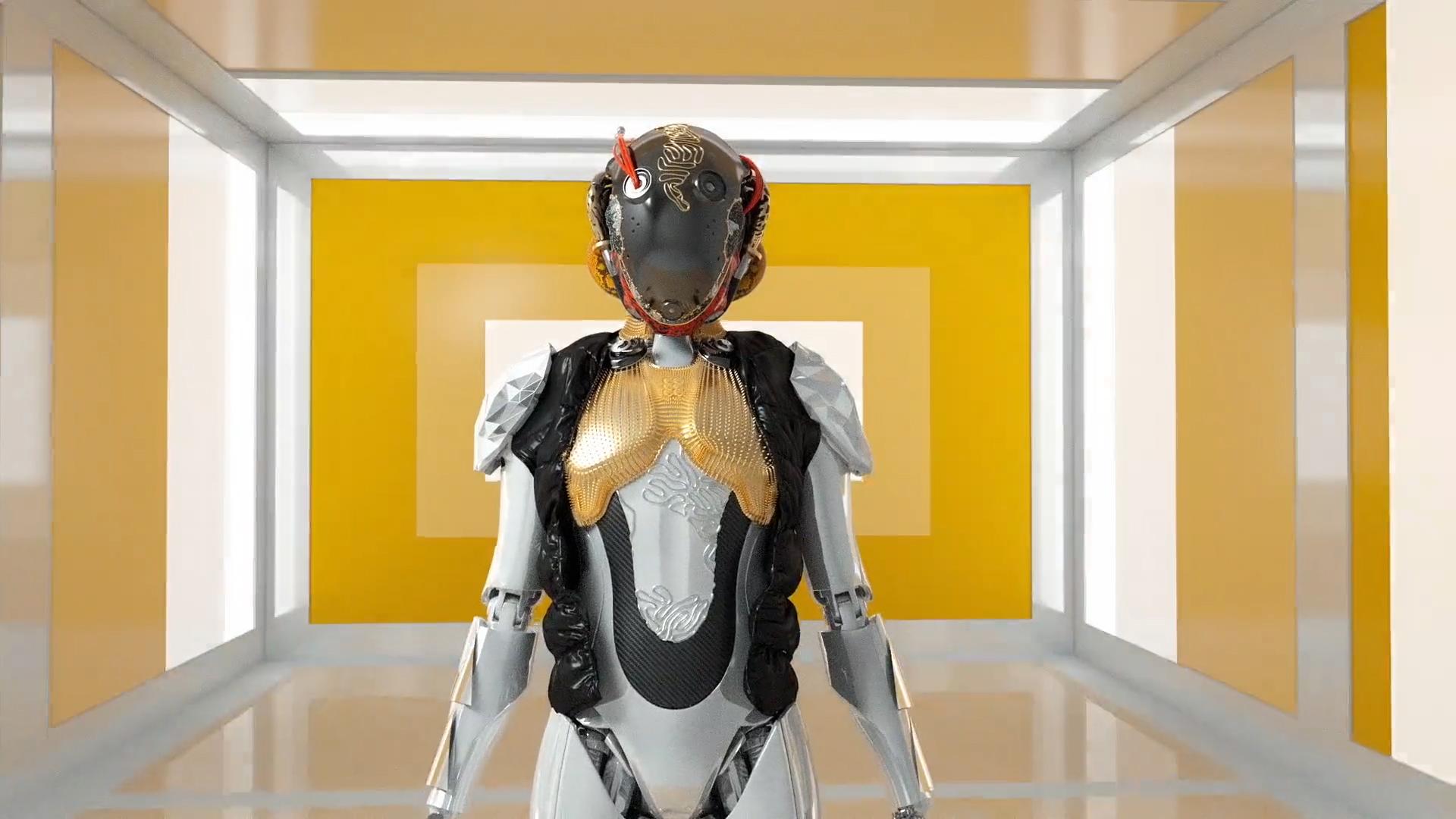 Ogilvy HK - Beat The Robots