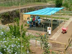 Atelier de jardinagem